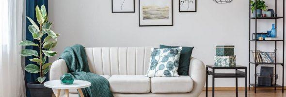 Quel canapé installer dans un petit salon ?